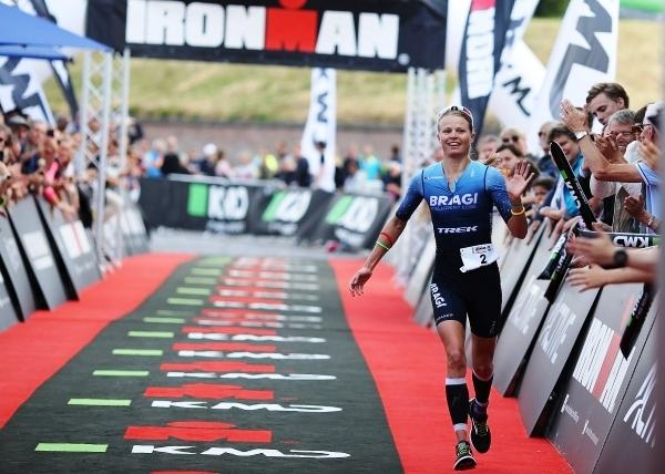 Triathlete Helle Frederiksen, Enea IRONMAN 70.3 Gdynia 2019, Triathlon IRONMAN Gdynia, www.swim.by, IRONMAN Triathlon Gdynia, IRONMAN Triathlon Poland, Ironman Gdynia 2019, Swim.by