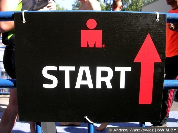 Как организовать соревнования по триатлону на олимпийской дистанции