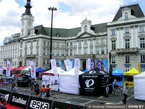 Как организовать соревнования по триатлону, 5150 Warsaw Triathlon, Sport Expo