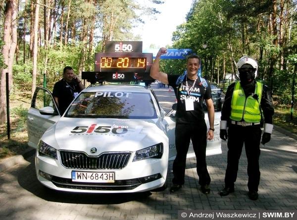 5150 Warsaw Triathlon, как организовать соревнования по триатлону на олимпийской дистанции