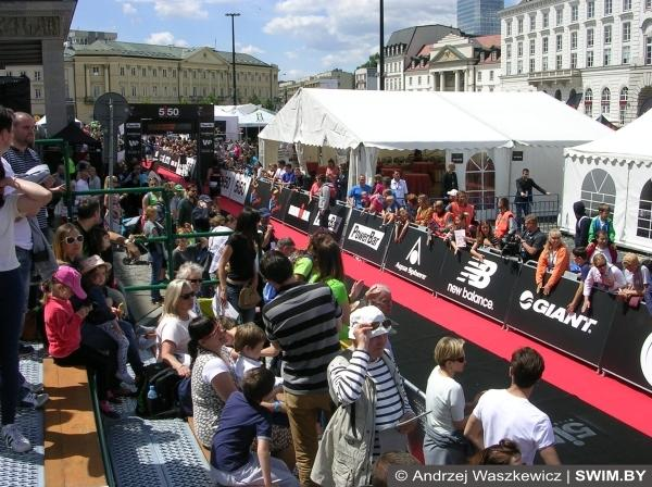 Как организовать соревнования по триатлону на олимпийской дистанции, 5150 Warsaw Triathlon