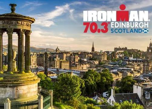 Триатлон IRONMAN 70.3 Edinburgh 2017