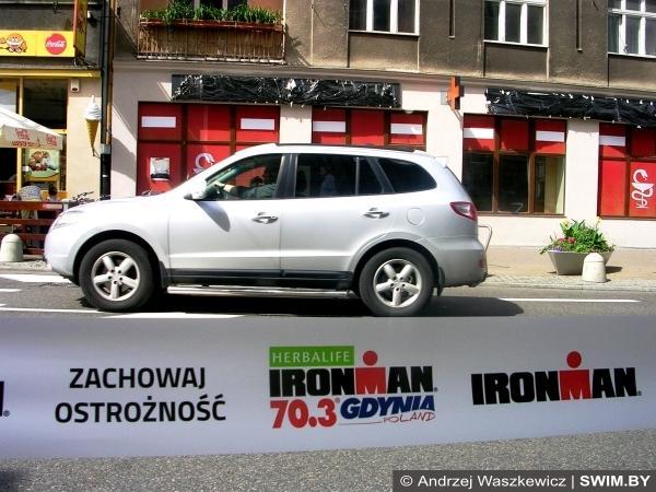 Триатлон IRONMAN 70.3 Gdynia 2016, триатлон Ironman