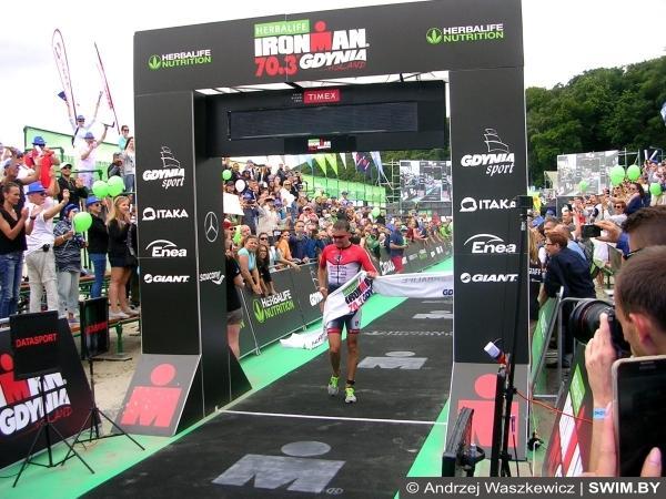 Триатлон IRONMAN 70.3 Gdynia 2016, Ironman триатлон, Гдыня триатлон