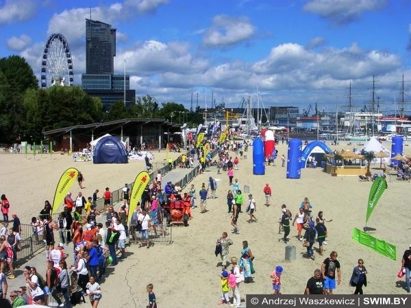 Триатлон IRONMAN 70.3 Gdynia 2016, Ironman триатлон, триатлон Польша