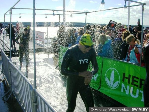 Триатлон IRONMAN 70.3 Gdynia 2016, Ironman триатлон