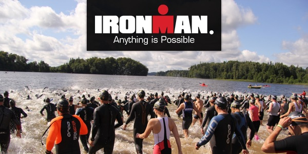 Triathlon IRONMAN 70.3 Otepää 2018, Triathlon IRONMAN, Триатлон в Эстонии, Триатлон Ironman, Swim.by