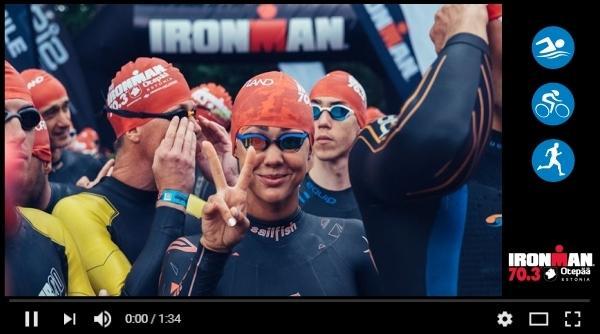 Triathlon IRONMAN 70.3 Otepää in Estonia, www.swim.by, IRONMAN Triathlon Estonia, IRONMAN 70.3 Otepää, Estonia Triathlon, EMG Triathlon, EMS Sport Management, Swim.by
