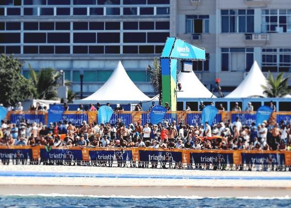 Триатлон на Олимпийских играх 2016 в Рио