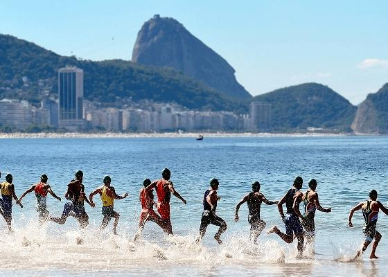 Триатлон на Олимпийских Играх 2016