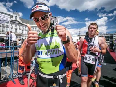 Триатлон в Польше