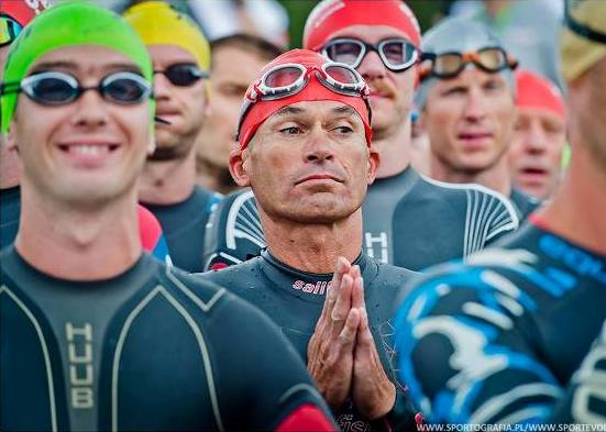 Triathlon IRONMAN 70.3 Gdynia, EMG Sports Promoter, Swim.by