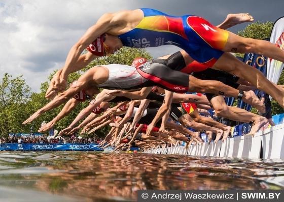 Правила соревнований по триатлону, 2016