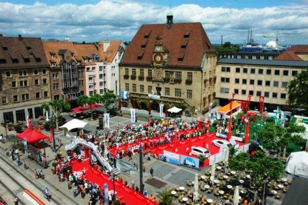 Triathlon Sparkassen Challenge Heilbronn, Triathlon Challenge Heilbronn, www.swim.by, Challenge Heilbronn Triathlon, EMG