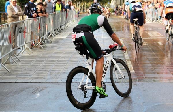 Триатлон IRONMAN Гдыня, центр города, трасса, Gdynia triathlon