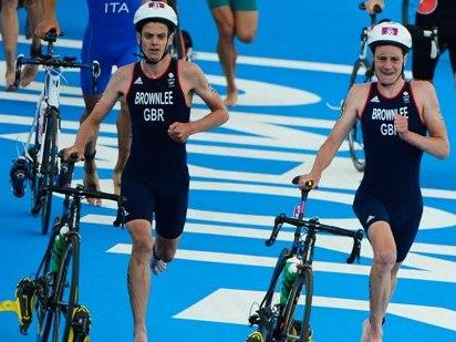 Триатлон в Токио, Анджей Вашкевич, Swim.by