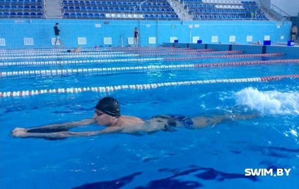 Трос, плавание, тренажер, Long Safety Cord Mad Wave