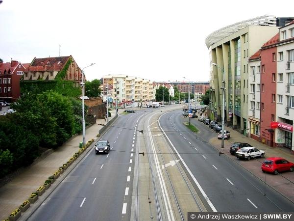 Улицы Щецина