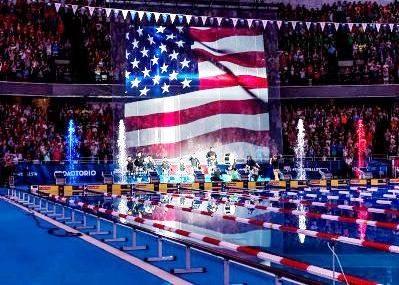 Олимпийская сборная США по плаванию 2016