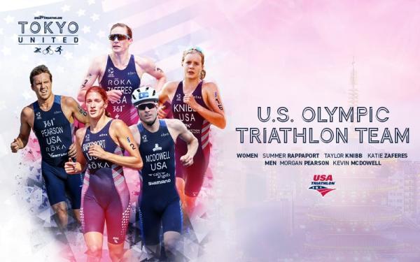 USA Triathlon, U.S. Olympic Triathlon Team, www.swim.by, U.S. Triathlon Team, USA Triathlon Team in Tokyo, USA Triathlon Olympic Team, Andrzej Waszkewicz USA Triathlon, Swim.by