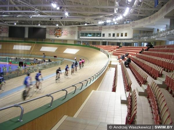 Велодром Минска, Minsk Velodrome