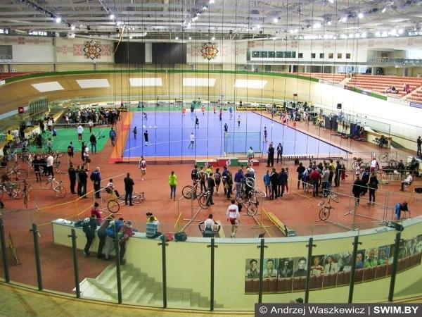 Minsk Velodrome, велодром Минск-Арена, любительские соревнования по велоспорту на треке, Track or die