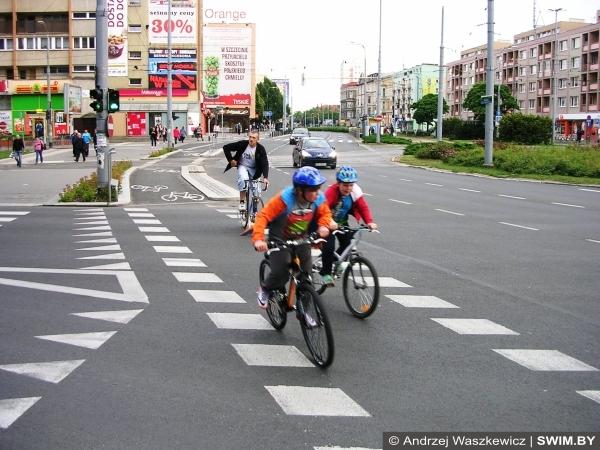 Велодвижение в Польше