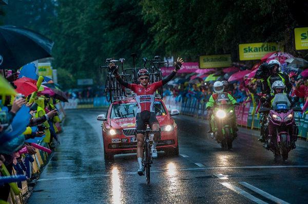 Велогонка Тур Польши 2016, Tour de Pologne