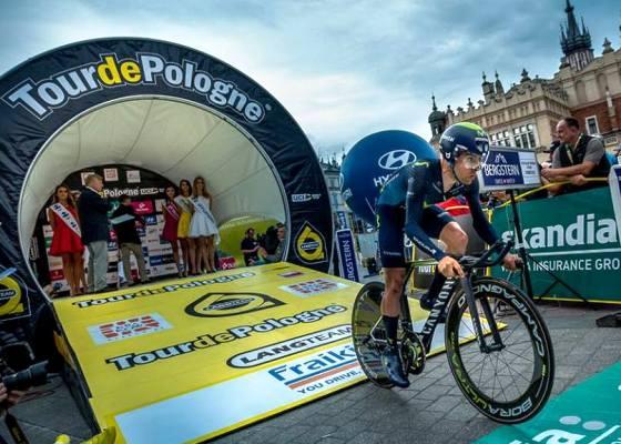 Велогонка Тур Польши 2016, Тур Польши, Tour de Pologne, Анджей Вашкевич, Swim.by