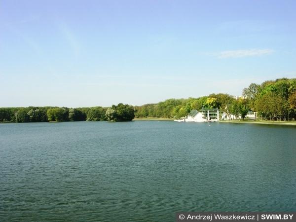 VeloMinsk, Komsomolskoe Lake