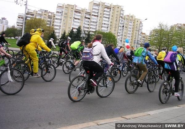 ВелоМинск, Минский велопарад, VIVA Rovar 2016
