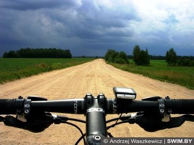 Велопоход по Беларуси