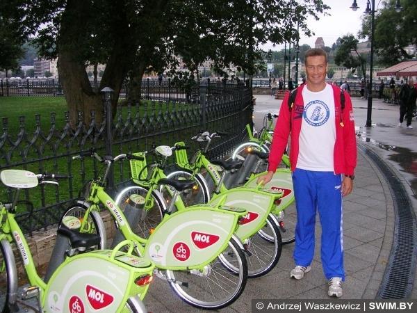 Велопрокат Будапешт