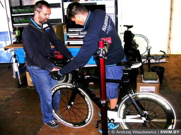 Велосервис, Shimano