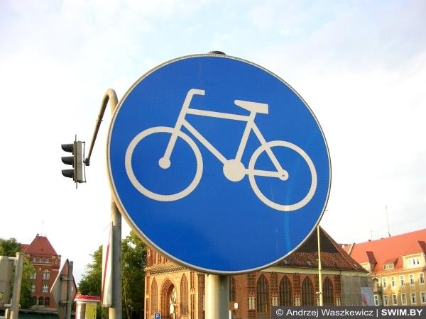 Велосипед, rower, Польша