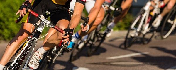 Велосипед, тренировки, польза