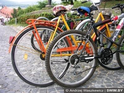 Велосипеды Венгрия