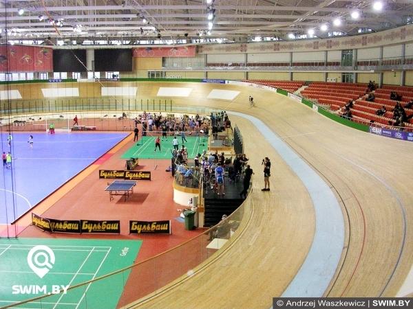 Велотрек Минск-Арена, cycling track