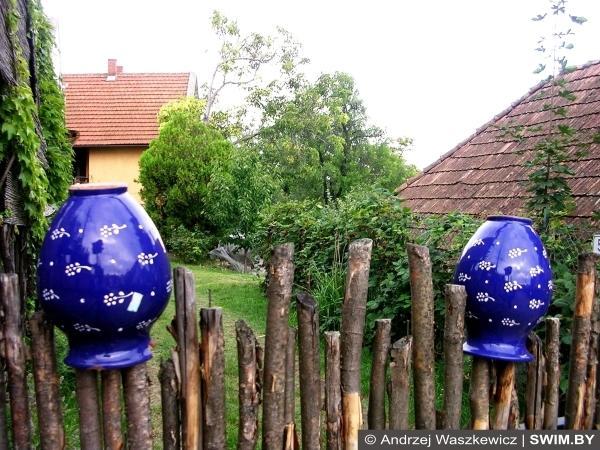 Венгерская деревня