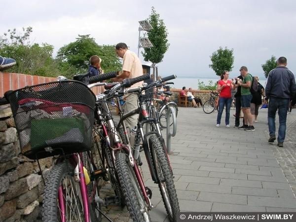 Венгры, велосипеды