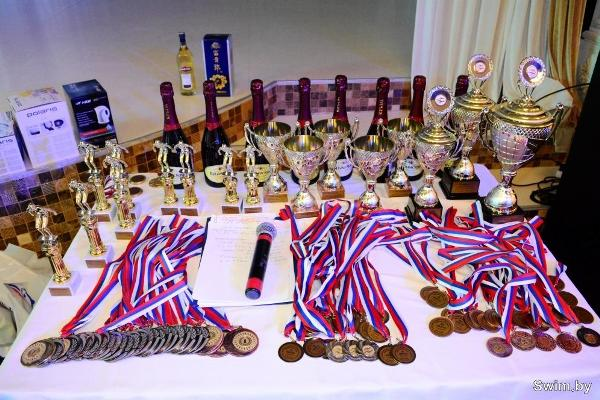 Vester Masters Awards Banquet in Kaliningrad, Vester Masters Swimming Kaliningrad, Swim.by