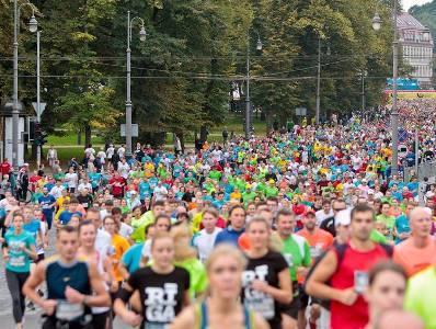 Vilnius Marathon, марафон в Вильнюсе, Swim.by