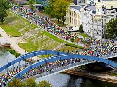Vilnius Marathon, марафон в Вильнюсе