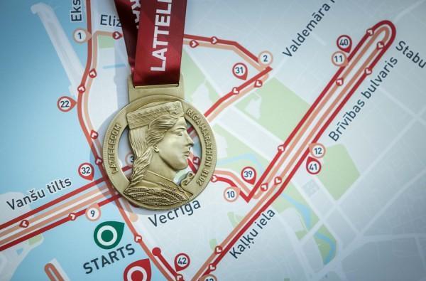 Lattelecom Riga Marathon, Riga Masters, Latvia Masters, Visit Riga, Riga Marathon, Running Riga, Marathon in Riga, Medal Riga Marathon, Visit Latvia, Andrzej Waszkewicz, EMG