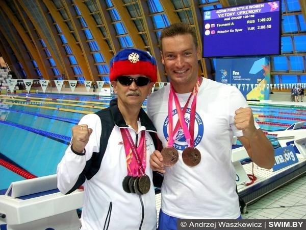 Vlad Nesvetaev, Andrzej Waszkewicz, Swim.by