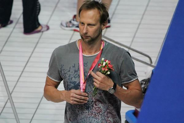 Vladislav Bragin, best swimming coach 2015