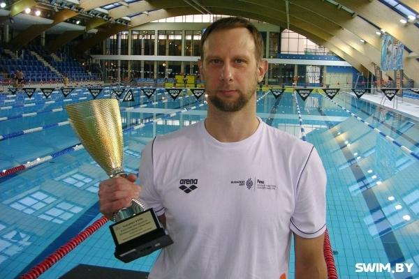 Vladislav Bragin, Swimming Coach, Masters Athlete