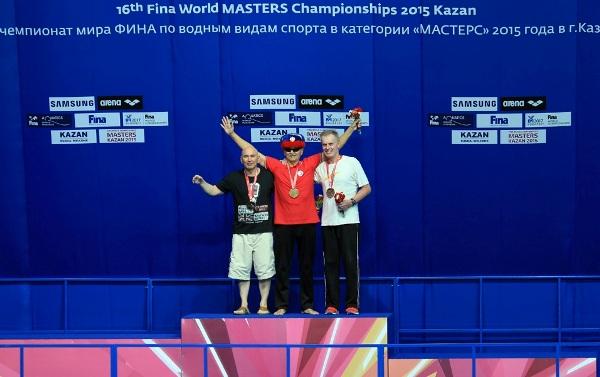 Владлен Несветаев, плавание мастерс, masters swimming