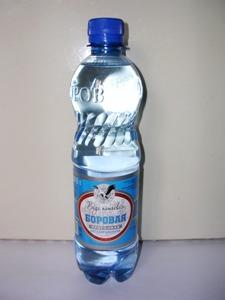 Вода Боровая