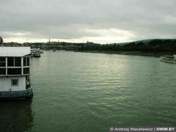 вода, Дунай
